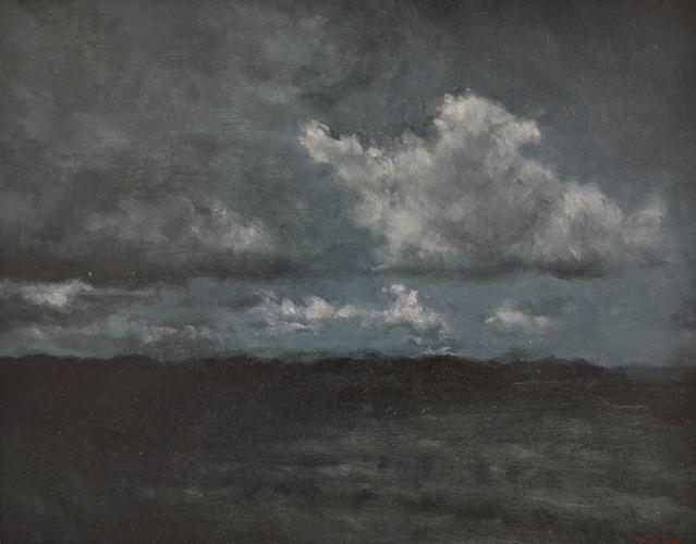 Clouds 1 32x41 cm