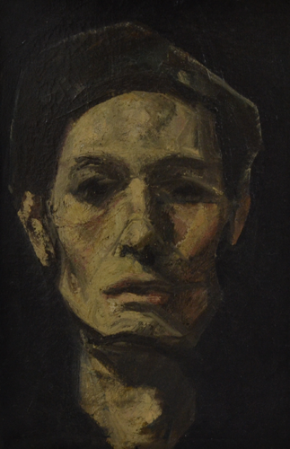Frank-de-Wit-Selfportrait 405 x 605 mm